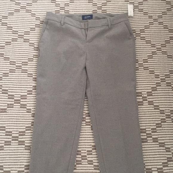 c66df5c5311ca Old navy Harper grey trouser